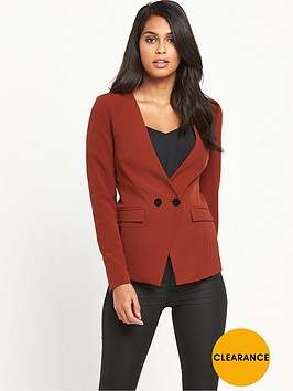 v-by-very-double-breasted-blazer