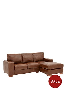 huntington-italian-leather-right-hand-corner-chaise-sofa