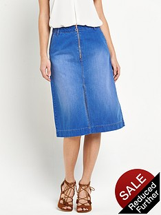v-by-very-denim-zip-front-a-line-skirt