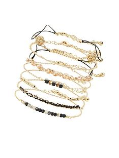 multi-layered-bracelet-set