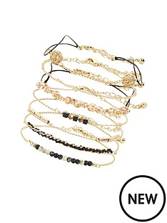 multi-layered-bracelet-set