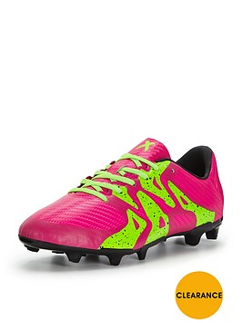 adidas-junior-x-153-firm-ground-football-boots-pink