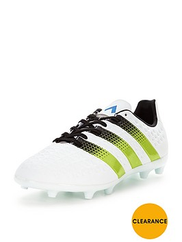 adidas-junior-ace-163-firm-ground-football-boots-white