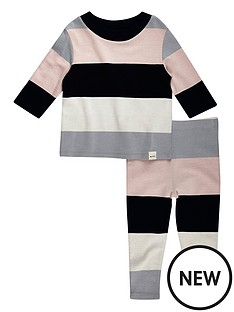 river-island-mini-stripey-legging-amp-matching-top