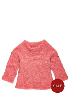 river-island-mini-girls-cowl-neck-fluffy-jumper