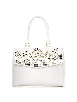 lydc-laser-cut-compartment-tote-bag