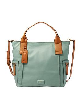 Fossil Fossil Emerson Leather Tote Bag