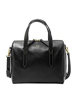 Fossil Fossil Sydney Leather Tote Bag