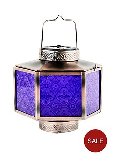 purple-glass-moroccan-lantern
