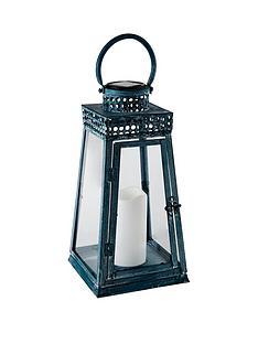 blue-weathered-solar-lantern-large