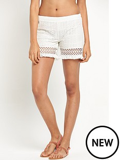 v-by-very-crochet-beach-shorts