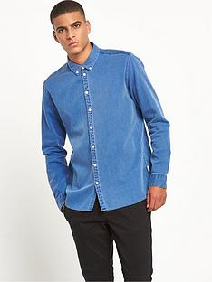 minimum-minimum-warton-long-sleeved-shirt