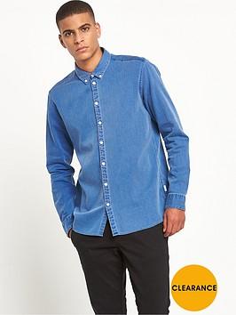 minimum-warton-long-sleeved-shirt
