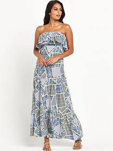 v-by-very-frill-bandeau-beach-maxi-dress