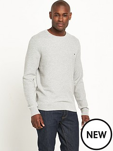 tommy-hilfiger-tommy-hilfiger-honeycomb-crew-neck-sweat-top