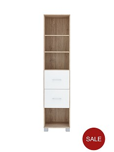 marley-2-drawer-4-shelf-high-storage-unit