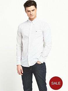 tommy-hilfiger-open-long-sleeved-poplin-shirt