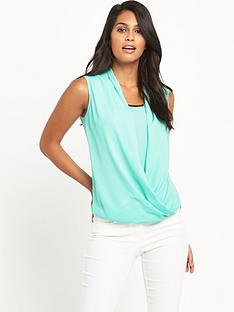 v-by-very-sleeveless-wrap-necklace-trim-blousenbsp