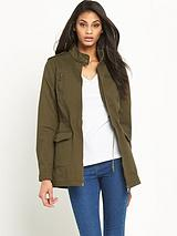 2 in 1 Cotton Military Jacket