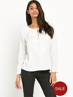 lipsy-embellished-long-sleeve-top