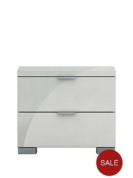 alexia-2-drawer-high-gloss-bedside-cabinet