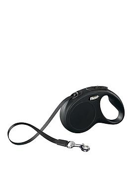rosewood-classic-retractable-lead-large-5m-black