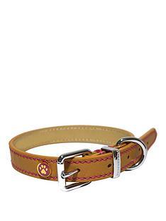 rosewood-luxury-leather-collar-tan-18-22inch-x-15inch