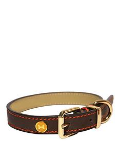 rosewood-luxury-leather-collar-brown-18-22inch-x-15inch
