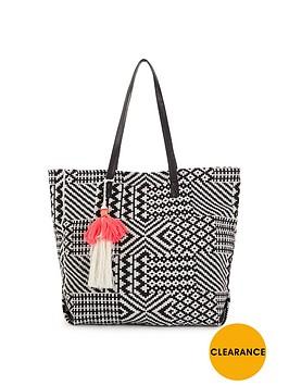 v-by-very-tassel-detail-beach-bag