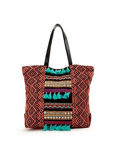 v-by-very-pom-pom-amp-tassel-detail-beach-bag