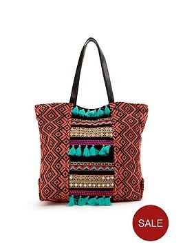 v-by-very-pom-pom-amp-tassel-detail-beach-bag