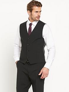skopes-darwin-mens-waistcoat-black-stripe