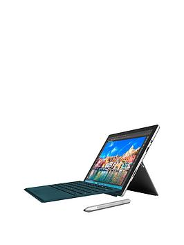 microsoft-surface-pro-4-intelreg-coretrade-i7-processor-16gb-ram-256gb-solid-state-drive-wi-fi-123-inch-tablet-with-teal-type-cover-and-optional-microsoft-office-365-personal