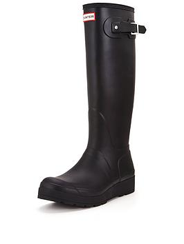 hunter-original-tall-wedge-sole-welly