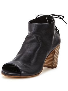 dune-indinannanbsppeep-toe-shoe-bootsnbsp