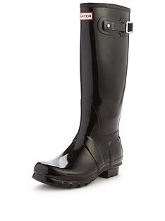 hunter-original-tall-gloss-wellington-boots-black