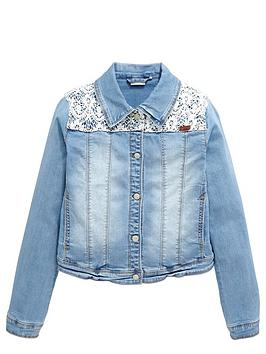 name-it-girls-lace-trim-denim-jacket