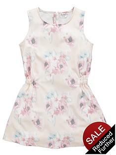 name-it-girls-floral-print-dress