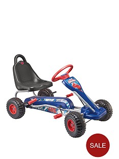 spiderman-spider-man-go-kart