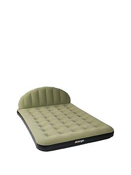 vango-double-flocked-airbed-with-headboard