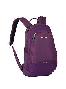 vango-stone-10-purple-rucksack