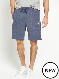 slazenger-fleece-sweat-shorts