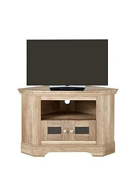 Wiltshire Corner Tv Unit (Fits Up To 40 Inch Tv)