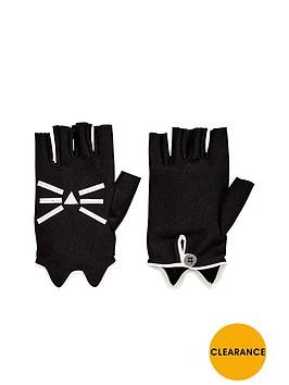 karl-lagerfeld-girls-choupette-fingerless-gloves