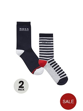 hugo-boss-boys-socks-2-pack