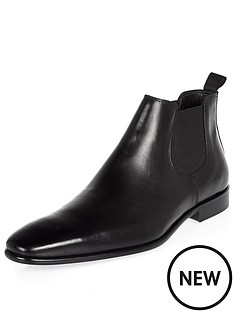 river-island-mens-smart-leather-chelsea-boot