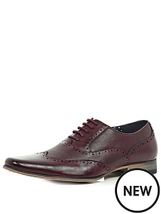 river-island-mens-leather-panelled-lace-up-formal-shoes
