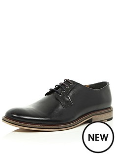 river-island-mens-leather-lace-up-brogue