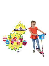 In Line Scooter with 8 Collectible Shopkins & Basket