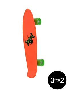 bored-bored-neon-x-cruiser-skateboard-red
